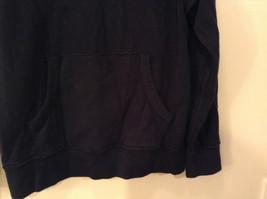 Dark Navy Long Sleeve Sweatshirt Athl Dept Size Large 10 to12 Letter C Captain image 2