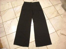 Donna Karan Dress pants Size 6 Sheer black