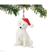 Fetch the Spirit Cute Retriever  Dog ornament ceramic stoneware NEW - $11.88