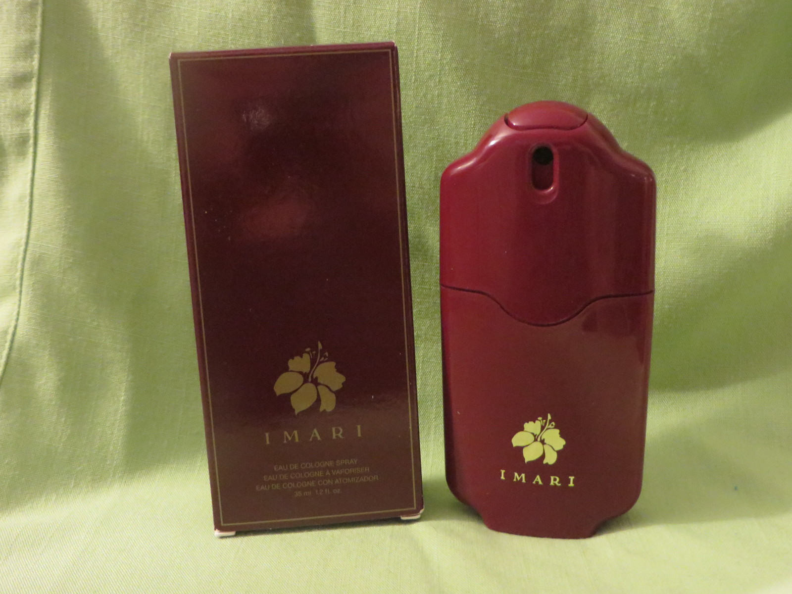 Primary image for AVON LOT OF 2 IMARI EAU DE COLOGNE SPRAY 1.7 OZ NIB GREAT DEAL