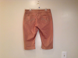 Dusty Pink Nine West Vintage America Collection Capri Pants Size 12 by 31