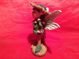Department 56 Garden Guardian Bertram the Garden Flower Fairy image 4