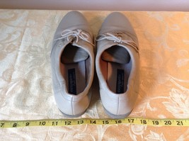 Easy Spirit Anti Gravity Shoes Light Brown E S Motion Leather Upper Balance image 3