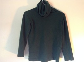 Frank Olivier Boutique Paris 100 Percent Cashmere Long Sleeve Turtleneck Top
