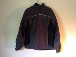 Free Country Reversible FCSTreme Black and Gray Jacket Size Small image 1