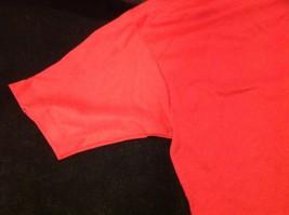 Disney short sleeve red t shirt  size small medium image 6