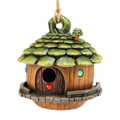 Enchanted Guardians Acorn Birdhouse by Department 56