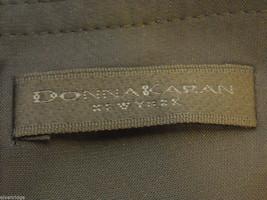 Donna Karan Dress pants Size 6 Sheer black image 4