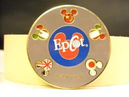 Epcot Disney World Spinner Collectible Trader Pin