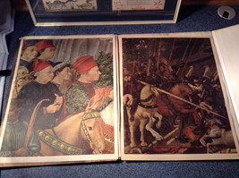 Eight Large Print Firenze Portfolio Prints are in Excellent Condition image 5
