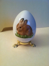 Goebel Third Edition Easter Egg - 1980 - West Germany Stamped - $99.00