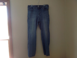 Five Pocket Jean Pants by Sonoma Button and Zip Closure Size 14
