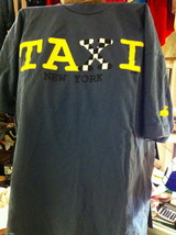 Gray T shirt size L New York Taxi image 1