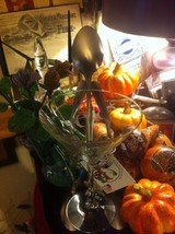Forked Up Art Martini Glass holder for martini lover who has everything USA made