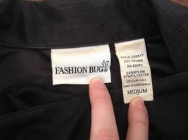 Fashion Bug Dark Navy Jacket Pant Matching Set Jacket Size Medium Pants Size 8 image 11