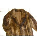Full length Long hair Beaver coat - $1,484.01