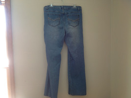 Five Pocket Jean Pants by Sonoma Button and Zip Closure Size 14 image 6