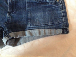 Forever 21 Jean Shorts Cuffed Bottom Size 29 image 3