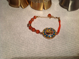 Four Piece Jewelry Lot Bracelets for Repurposing or use with flaws image 2