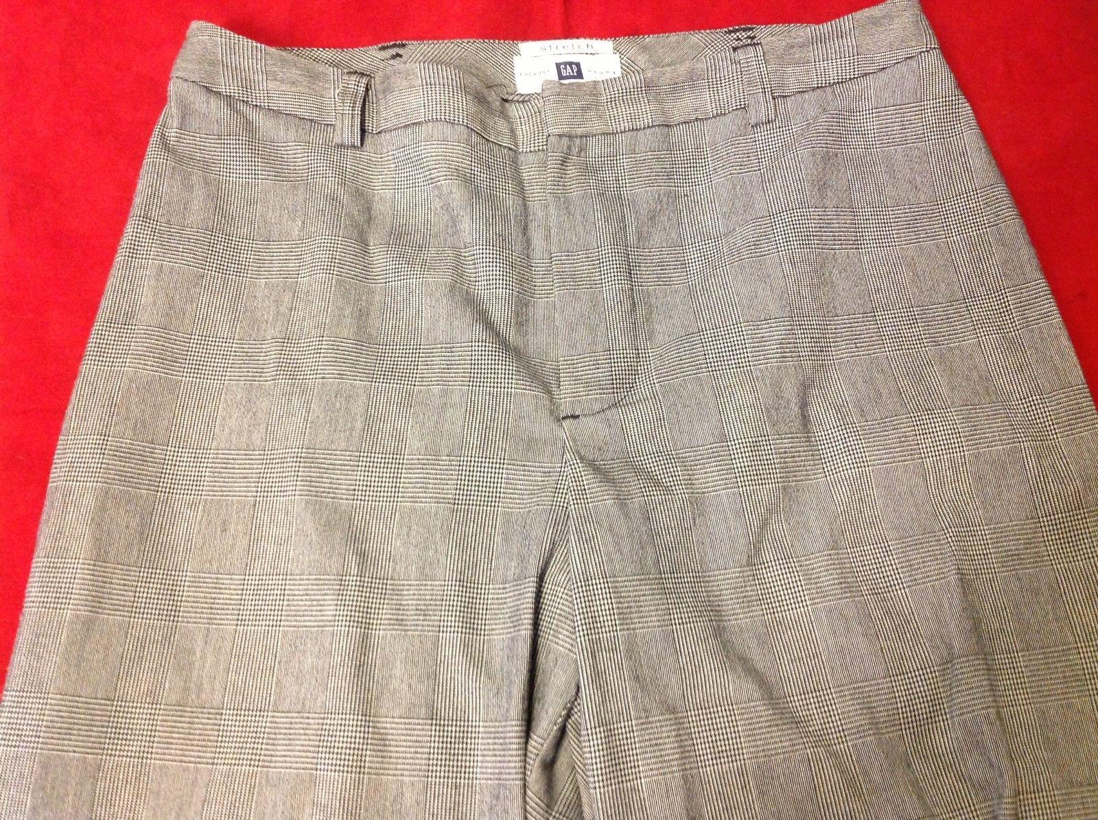 Gap size 10 gray casual dress pants stretch