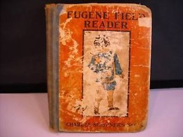 Hardcover  Eugene Field Reader  Alice Harris 1905 book