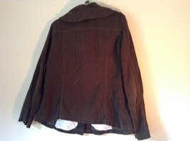 French Cuff Size XL 100 Percent Cotton Green Jacket with Studs image 6