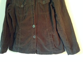 French Cuff Size XL 100 Percent Cotton Green Jacket with Studs image 4
