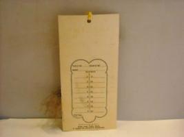 40 Antique Bookmarks Daniel Webster Flour image 4