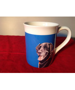 Go Dog Black Lab Mug by Paper Russells w Original Box 16 ounces Departme... - $24.74