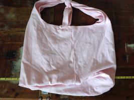 Girls Pink Dance Design Over the Shoulder Bag Knot Tied at Shoulder Motion Wear image 4