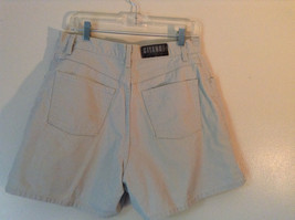 Gitano Light Khakis 100 Percent Cotton Shorts Front and Back Pockets Size 16 image 5