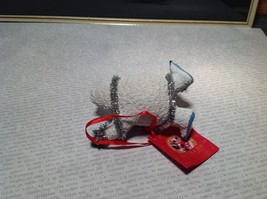 Holiday Ornament 50th Anniversary Bumble in Tinsel from Rudolph Tag Attached image 4