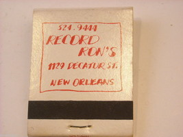 9 Matchbooks and boxes from Southern US image 4