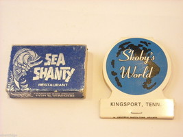 9 Matchbooks and boxes from Southern US image 5