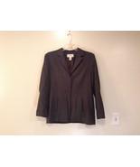 Gray with Light Hue of Green Lightweight Jacket Norton Menaughton Size 14 - $31.18