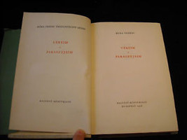 Hungarian Book Vereim Parasztjaim by Mora Ferenc 1958 image 4
