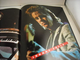 Huey Lewis and the News Small World Tour 10th Anniversary Concert Program 1988 image 10