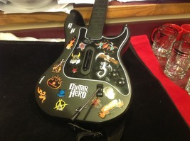 Guitar Hero guitar controller