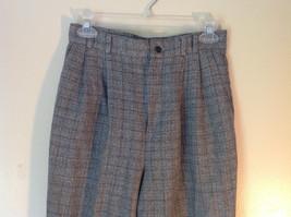 Gray Pants by Samantha USA 50 Percent Polyester 50% Rayon Size 8 image 2