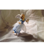 Hallmark Unlike Any Other Holiday Angel Blue Ornament Ribbon for Hanging - $39.99