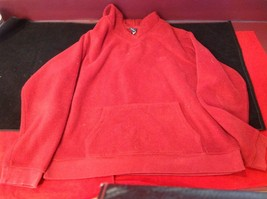 Ladies GAP Red Hooded Sweater Size XL image 1