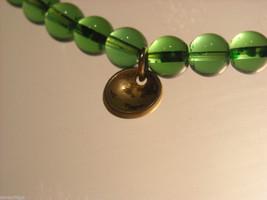 Green Glass Beaded Bracelets image 5