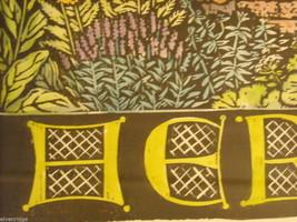 """H is for Herb"" framed print image 2"