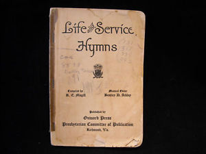 Life and Service Hymns Onward Press 1917