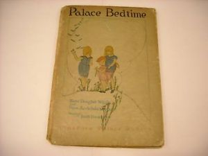 Hardcover Book Palace Bedtime Pinnafore Series 1923