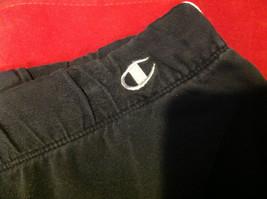 Ladies Black Red White Champion Long Pants Size XL image 3