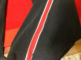 Ladies Black Red White Champion Long Pants Size XL image 6