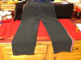 Ladies Black Red White Champion Long Pants Size XL image 5