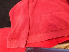 Ladies GAP Red Hooded Sweater Size XL image 2