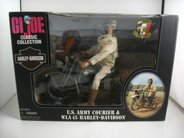 Harley Davidson G.I. Joe Classic Collection